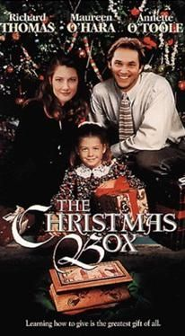Hallmark's The Christmas Box Movie Review (Richard Thomas)