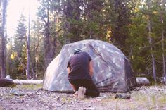 Poler tent in camo!  #adventure79 #poler #polerstuff #campvibes