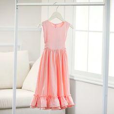 Randi ~ Linen Long Dress (TWEEN AVAILABLE)
