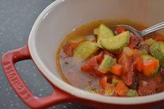 Sopa de 5 ingredientes #LunesSinCarne  #soup #recipe #healthy por favor, en lugar de la lata de tomates, que sean jitomates de verdad.