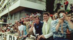Introducing a legend: Sir Jackie Stewart. 3 times World Champion. Safety…