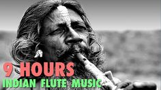 Indian Flute Music : Meditation Yoga Background Relaxing Calming Sleep S...