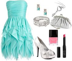 """""""Glam and Fun"""" by tedelof on Polyvore"""