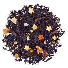 Glitter & Gold black tea: ★★★★★. Love this so much!