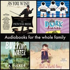 As You Wish and Audiobooks for the Family – Christmas Giveaway  Ends Dec 5th