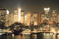 New York City-Themed Bedroom Ideas
