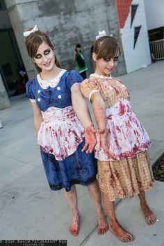 Little Sisters (Bioshock) #Fanime2014