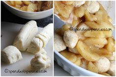 Apple Pie Dumplings with just 2 Ingredients!