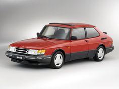 Saab 900 Turbo 1987 – 1993