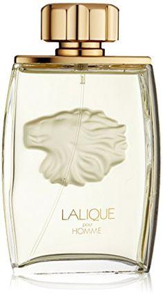 Lalique Pour Homme Leo by Lalique for men. Eau De Parfum Spray, 4.2 Ounce ** Check out this great image @