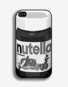 capa para IPhone de Nutella