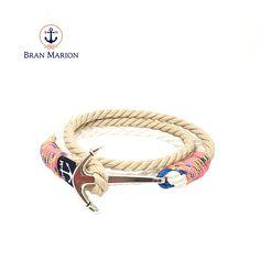 Nautical Bracelet, Handmade Bracelets, Jewelry, Women, Style, Swag, Jewlery, Jewerly, Schmuck