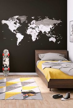 With Circu Magical Furniture you can turn any boys' room a fun and magical place. Check our products at CIRCU. Bedroom Decor, Wall Decor, Beautiful Interior Design, New Room, House Design, Master Bedroom Design, Home Furniture, Home Decor, Teenage Room Decor