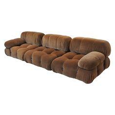 Mario Bellini For B & B Italia modular sofa system #siglomoderno