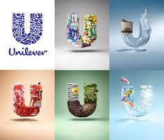 Not a big fan of Unilever, but this is some snazzy advertising. :)