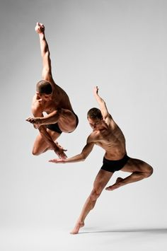 "Christopher Peddecord is a dancer himself and creates amazing ""motion captures"" of other dancers. Minimalistic sets help focus attention on the freeze-frame choregraphy."