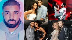 The long list of hot women Drake has slept with – Don't be shocked if your babe is on the list! (With Pics)