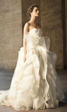 Vera Wang Diana - dream wedding dress option!