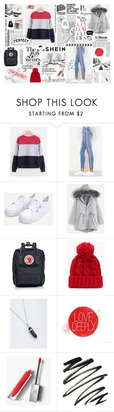 """Shein: Breaking the Rules"" by taliklet7 ❤ liked on Polyvore featuring Nasty Gal, WithChic, Fjällräven, Boohoo, Burberry and ESPRIT"