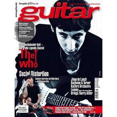 guitar Ausgabe 2/2011, 5,90 €