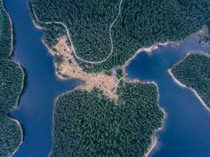 Bulgaria From Above by Dimitar Karanikolov
