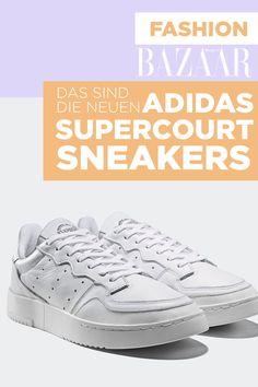 Schuhtrend Retro Sneaker: der Supercourt von Adidas
