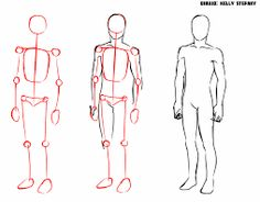 Resultado de imagen para dibujos del cuerpo humano