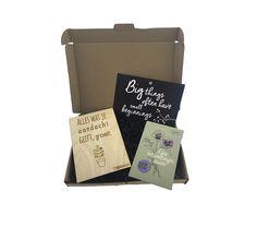 ♡ Een doosje vol aandacht (cadeautjes)