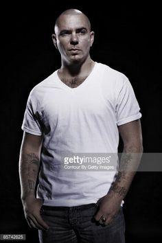 Rapper Pitbull without a Shirt | Rapper Pitbull without a Shirt