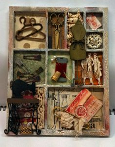 victorian painters tray - Google Search