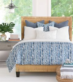 Thom Filicia Luxury Bedding by Eastern Accents - Alden Collection
