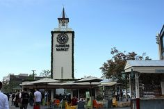 The Grove & Farmers Market in LA