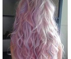 #pinkhair #pastelhair #toopretty
