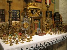 The Relic Collection at St. John Gualbert's Church – Buffalo, New York - Atlas Obscura