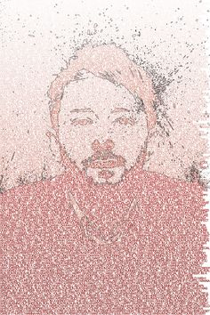 "Thom Yorke, ""Creep"" by vhm-Alex.deviantart.com"