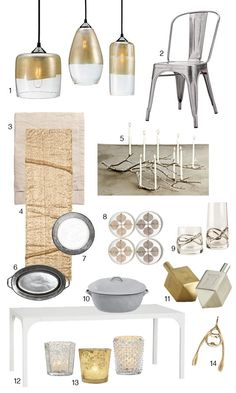 Thanksgivukkah: Decor, Menu, & Music Ideas — Apartment Therapy Perfect Parties Ideas Guide