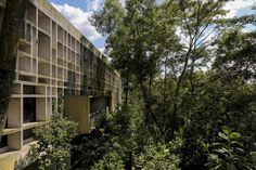 Tropical Box House / WHBC Architects | ArchDaily