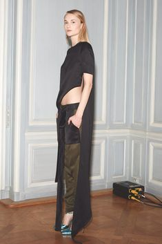 Juan Carlos Obando Fall 2015 Ready-to-Wear Fashion Show Collection