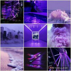 // YOUNG AND A MENACE // Aesthetic Moodboard