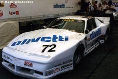Chris Kneifel - Pontiac Trans-Am - Bruce Jenner Racing - WMMS-FM Trans-Am Weekend Cleveland - 1988 SCCA Escort Trans-Am Championship, round 6 - © Mark Windecker