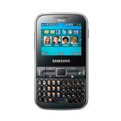 Celular S3350- Wi-Fi, Câmera 2.0MP, MP3 Player, Rádio FM, Bluetooth, Samsung- Preto  Por: R$ 159,00  Pague à vista R$ 149,46   ou em até 10X de R$ 15,90 em todos cartões de crédito