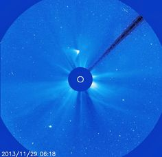 Comet ISON Will Pass By Earth On New Year's Eve : NASA