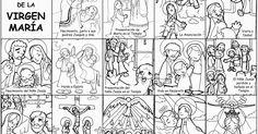 VIDA DE LA VIRGEN MARÍA 1. Nacimiento. La fiesta de la natividad de María se celebra el 8 de septiembre. Esta fiesta tuvo o...
