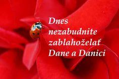 Dana a Danica sú láskavé - Zaujímavosti - SkolskyServis.TERAZ.sk