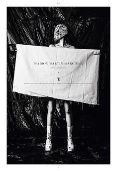 REVS Magazine - MAISON MARTIN MARGIELA HAUTE COUTURE SS13