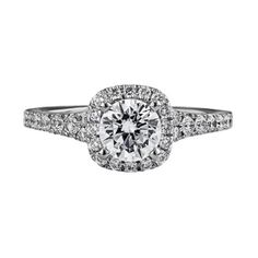 Scott Kay Luminaire Engagement Ring    JR Jewelers