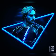 Neon Quicksilver... Bet you didn't see that coming (@aniketjatav)