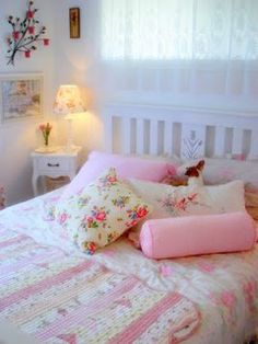 Shabby chic on pinterest shabby chic shabby and dressers - Dormitorios shabby chic ...