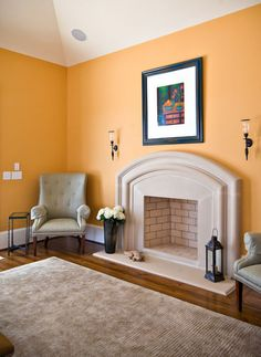 PAINT COLOR: YELLOW: How to pick the perfect yellow for your room.