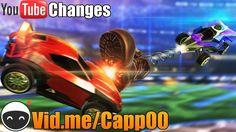 New VidMe Channel - Youtube Problems & Changes (Rocket League Mutator Ga...
